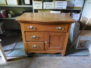 Wood Cabinet