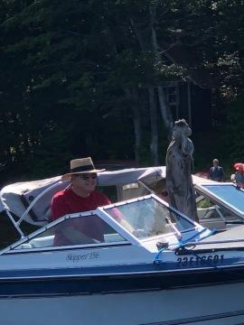 flotilla Eric Iguana